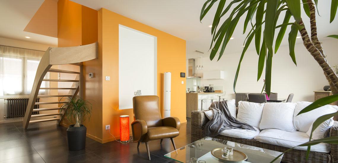 Maison d habitation r alis e par cityzen architectes - Salon habitat bordeaux ...