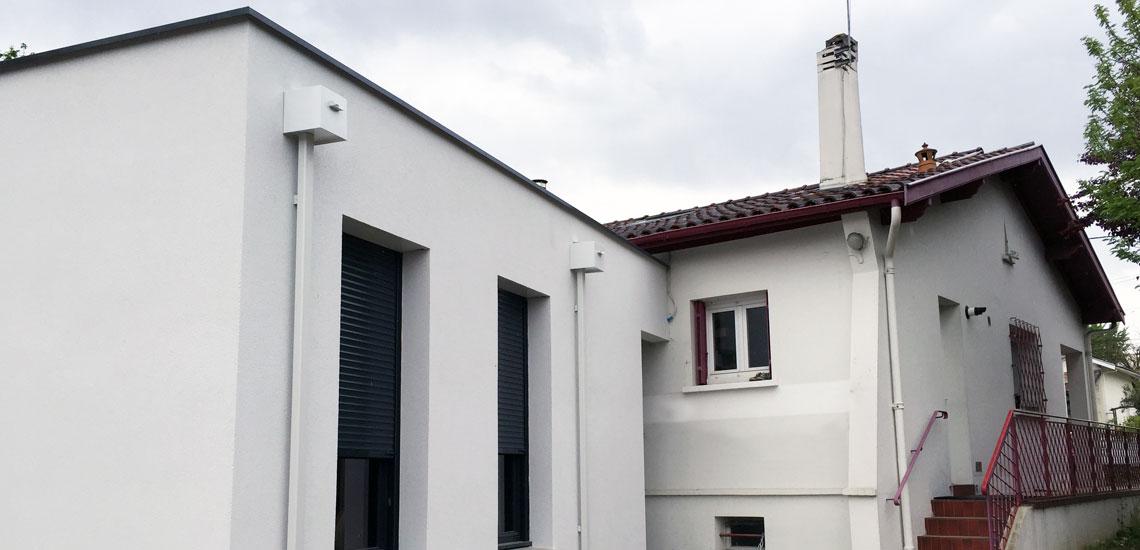 Cityzen Architectes Maison D Habitation